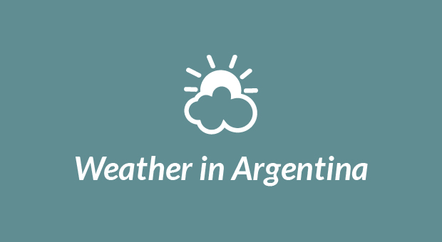 weather in argentina