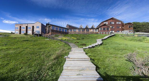 Weskar Patagoniain Lodge