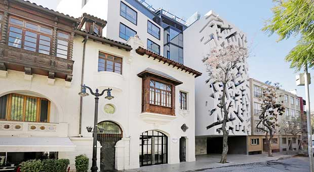 Cumbres Lastarria Hotel